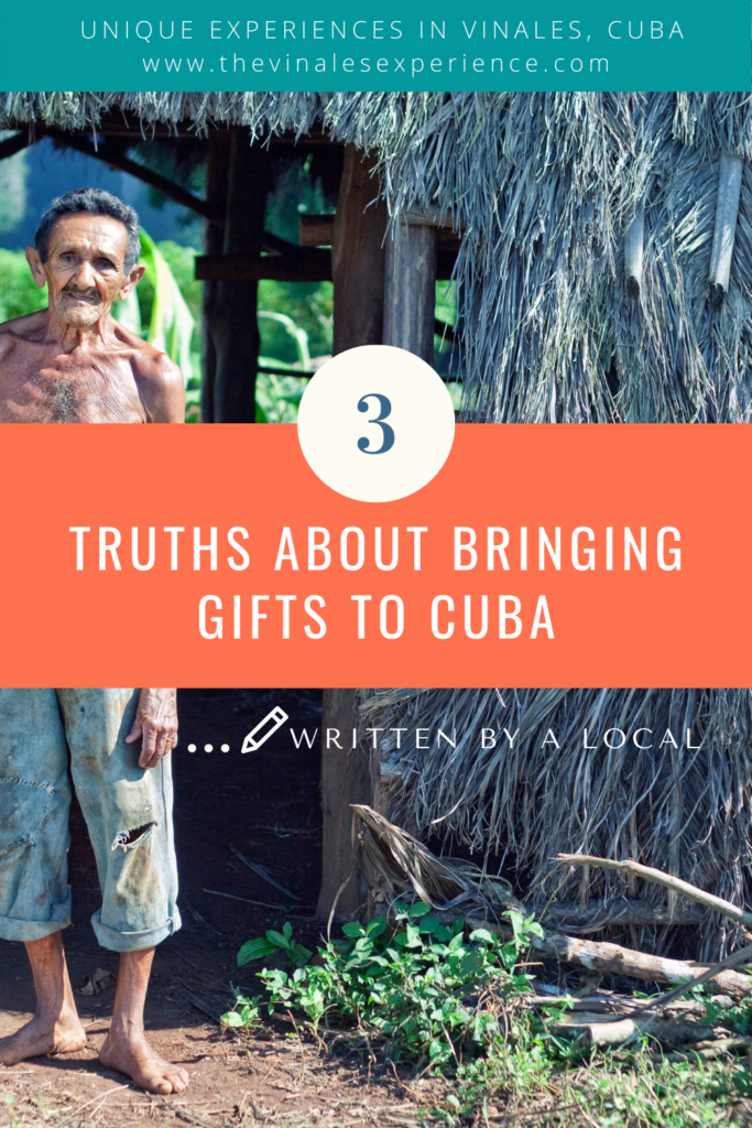 Bringing Gifts To Cuba