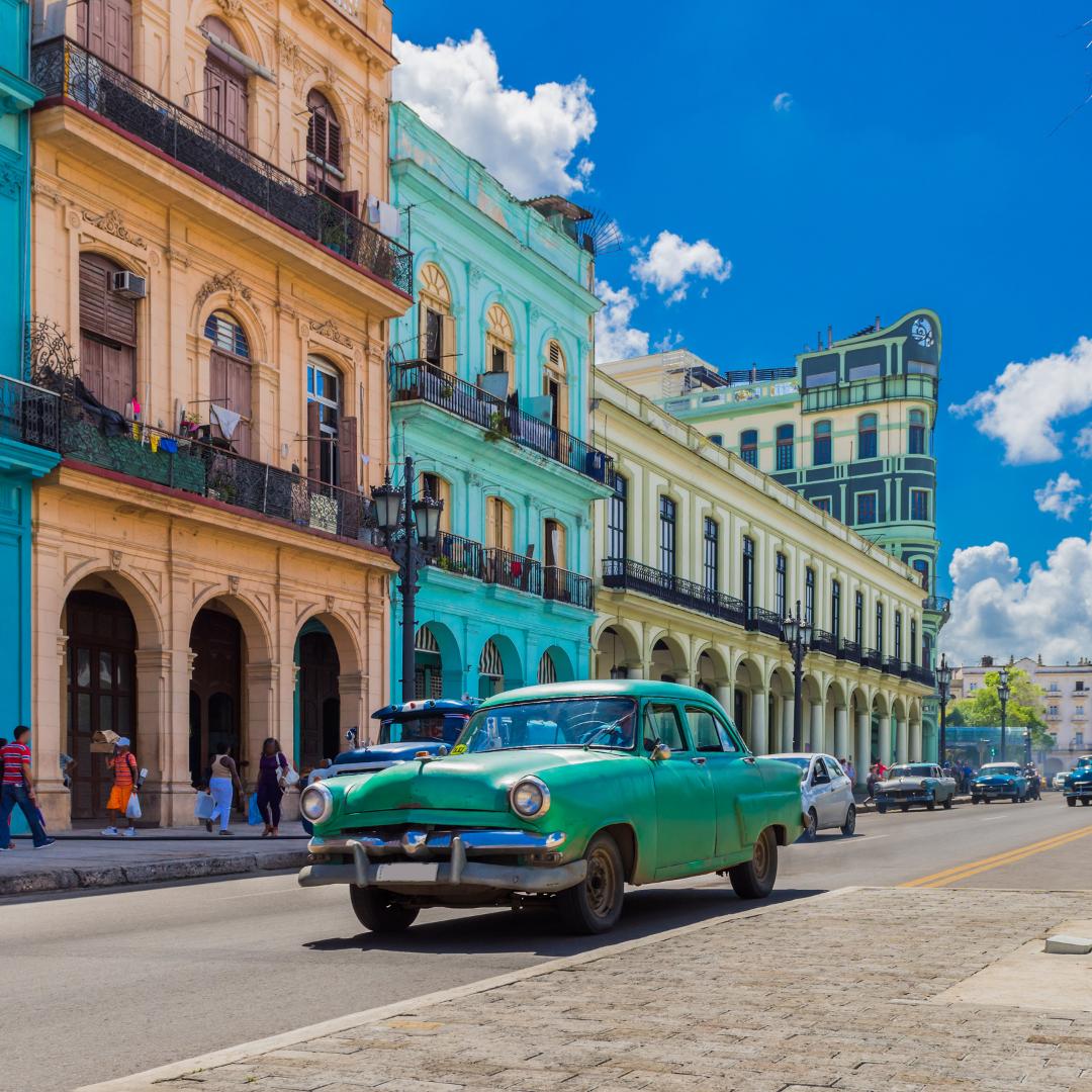Travel to Cuba post covid