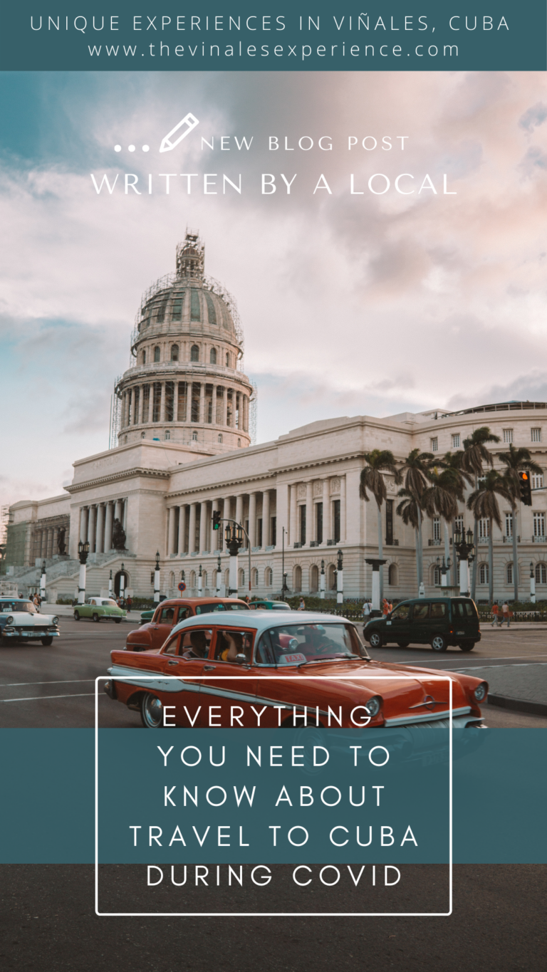 TRAVEL TO CUBA DURING COVID